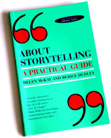 about storytelling book